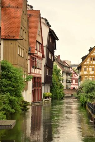Quartiere dei pescatori- Ulm