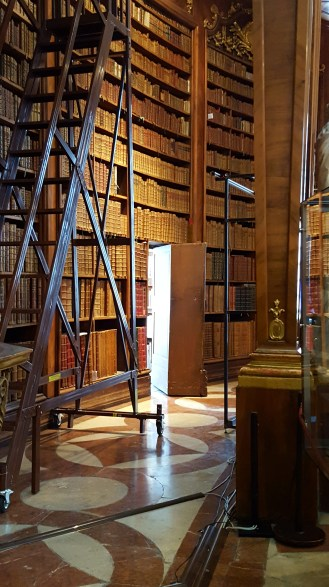 Prunksaal- biblioteca nazionale